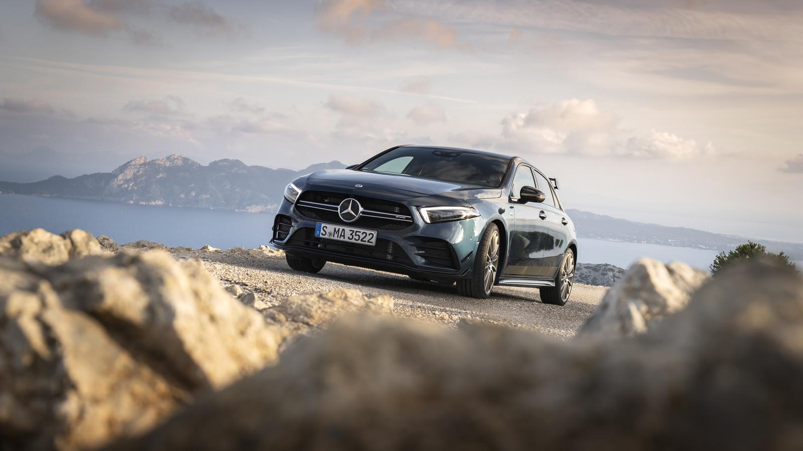 Foto de Mercedes-AMG A35 (presentación) (86/122)