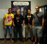 Desde la CampusMac 2008