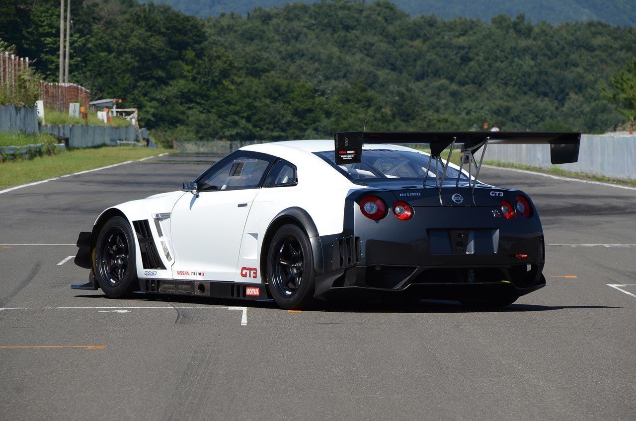Foto de Nissan GT-R GT3 2013 (1/4)