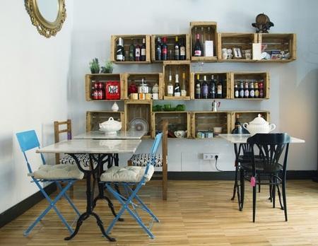 El Colmao, un Gastro club de aires vintage en el que puedes comprar todo lo que ves