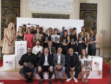 La Embajada de Italia acoge la entrega de los IEDesignAwards