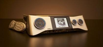 Diseño de HTPC de AMD