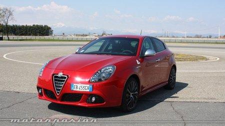 El Alfa Romeo Giuletta hace récord en el test de EuroNCAP en su categoría