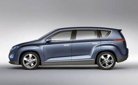 Chevrolet Volt MPV5 Concept, el lado familiar del Volt