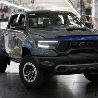 La RAM 1500 TRX 2021 inicia producción: la pick-up más capaz de FCA que pronto llegará a México