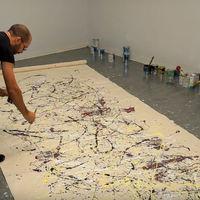 Eso también lo sé hacer yo: el MoMa te enseña a cuñadear con fundamento frente a los cuadros de Pollock