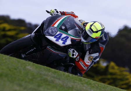 Roberto Rolfo Phillip Island Supersport 2017