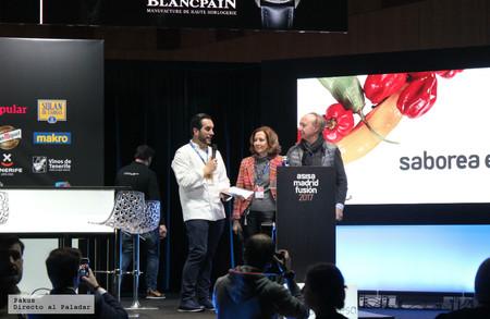 El azar como aliado de la cocina, el Cocinero revelación y más en la última jornada de Madrid Fusión