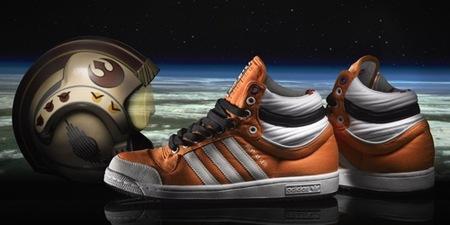 Adidas y Star Wars, la colaboración más espacial de 2010 I