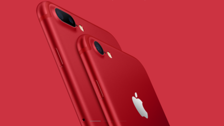 Apple anuncia un iPhone 7 RED y aumenta el almacenamiento del iPhone SE