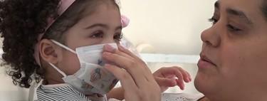 Chloe, la niña de un año que recibió un trasplante de corazón en plena pandemia de coronavirus, ya está en casa: la vida sigue