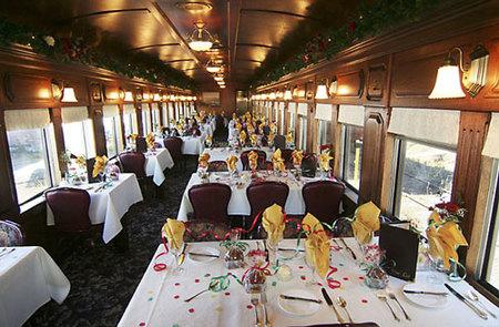 Shasta Dinner Train