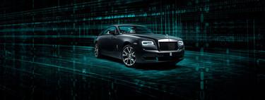 """Rolls-Royce Wraith Kryptos Collection, solo 50 unidades del primer auto de lujo completamente """"encriptado"""""""