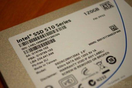 Intel SSD 510 Series, análisis SATA3 (y II)