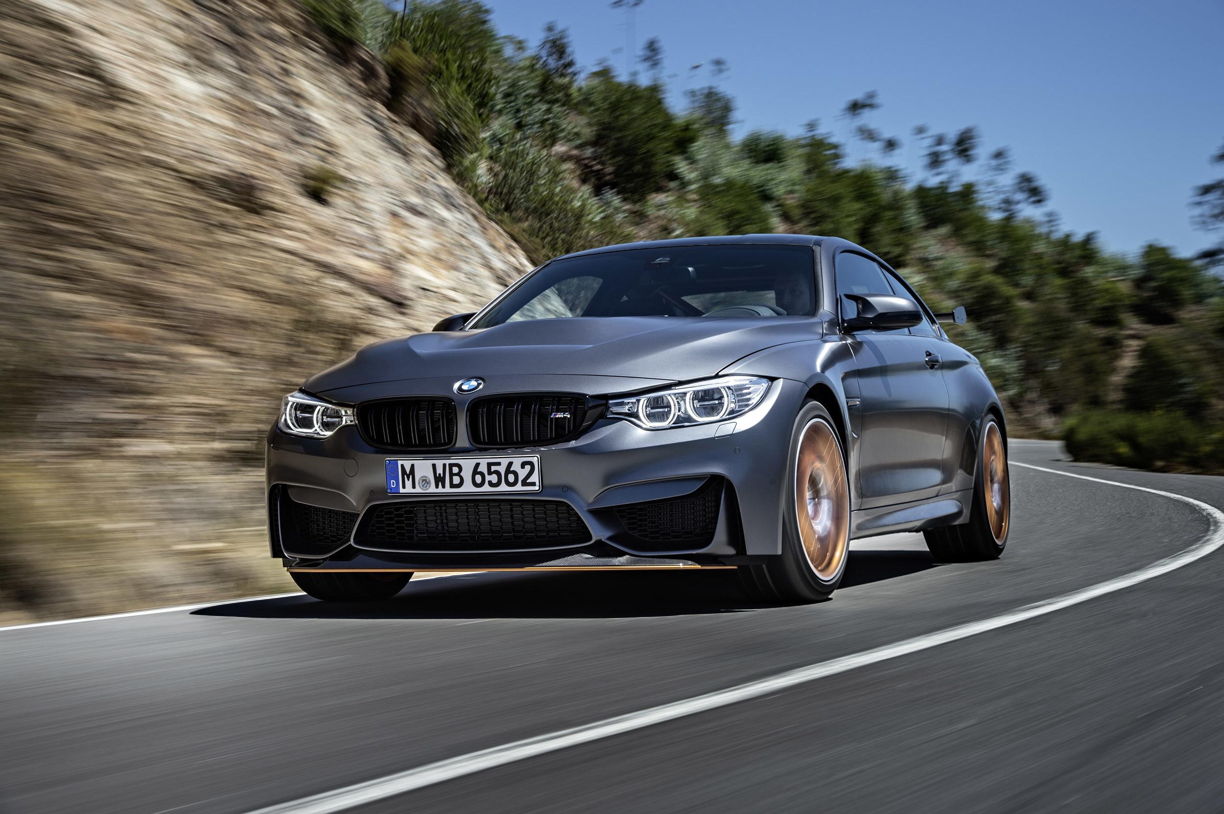 Foto de BMW M4 GTS (33/54)