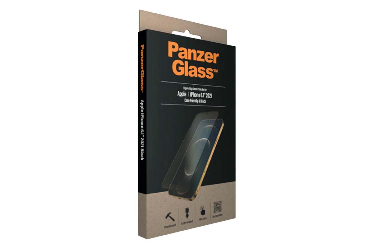 PanzerGlass Antibacterial Edge-to-Edge Protector pantalla iPhone 13 mini