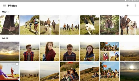 Google quiere que tengas todas tus fotos disponibles en cualquier momento