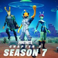 Cómo completar los desafíos de la Semana 9 de Fortnite 2 Temporada 7
