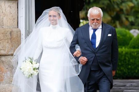 El vestido de novia y los mejores looks de las invitadas a la boda Lucía Bárcena: desde Marta Ortega hasta María Pombo