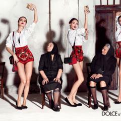 Foto 4 de 11 de la galería dolce-gabbana-campana-primavera-verano-2015 en Trendencias
