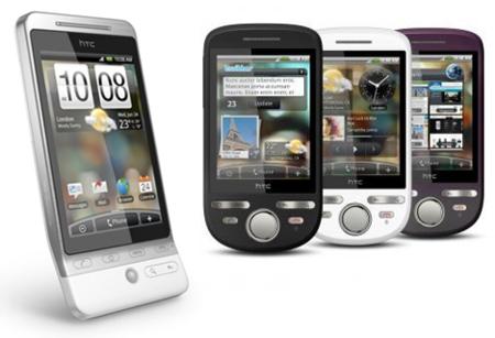 Guía de compras: los teléfonos con pantalla táctil más interesantes