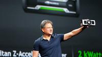 ¿Tienes 3.000 dólares para comprarte la monstruosa nueva gráfica de Nvidia?