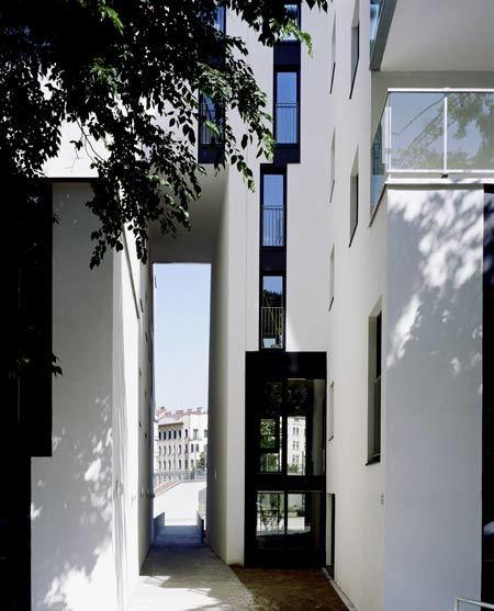 Foto de Apartamentos de diseño en Viena (7/14)