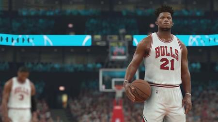 NBA 2K17 tendrá mejoras en el PS4 Pro y no será solamente para las televisiones 4K