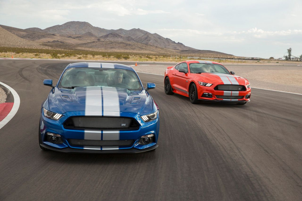 Foto de Ford Mustang Shelby GTE 2017 (12/13)