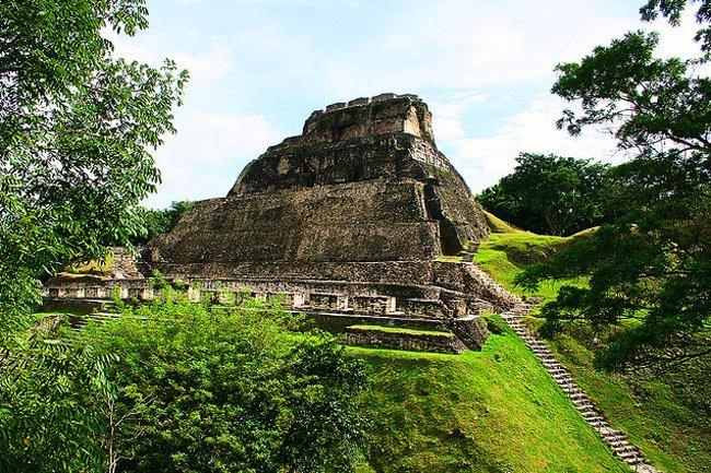 Resultado de imagen de ruinas mayas de belice