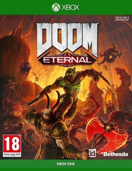 DOOM Eternal para Xbox con oferta