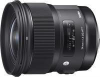 Sigma 24mm F1.4 DG HSM ART, la nueva óptica fija de la línea ART