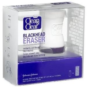 Borrador de puntos negros de Clean and Clear