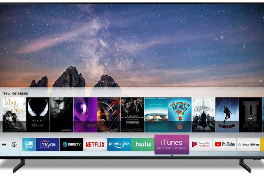 766201b958d Bloatware hasta en la tele: Samsung preinstalará el antivirus de McAfee en  su gama de Smart TV de 2019
