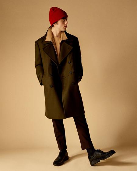 Lennon Gallagher Nos Introduce Los Abrigos Infalibles De Zara Para El Invierno En Clave Urbana 12