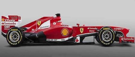 Para Stefano Domenicali el F138 será competitivo desde su debut