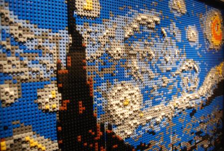 Lego Noche Estrellada