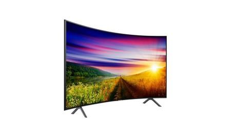 Samsung UE49NU7305, una TV curva con 49 pulgdas 4K por 649 euros en PcComponentes