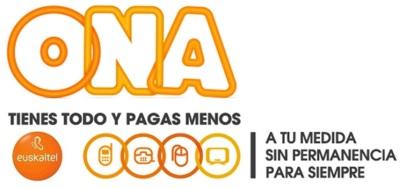 Euskaltel integra en ONA los descuentos de su oferta convergente de fijo, internet y móvil