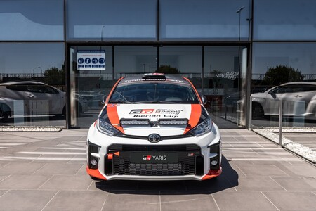 Toyota Gazoo Racing Iberian Cup 12