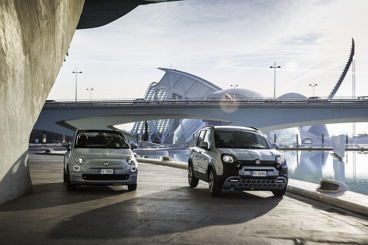 Foto de Fiat 500 y Panda Hybrid Launch Edition (2/19)