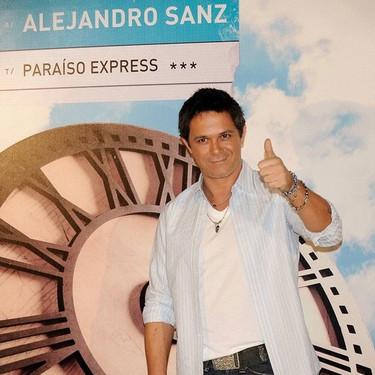 Los inicios de los famosos: Alejandro Sanz