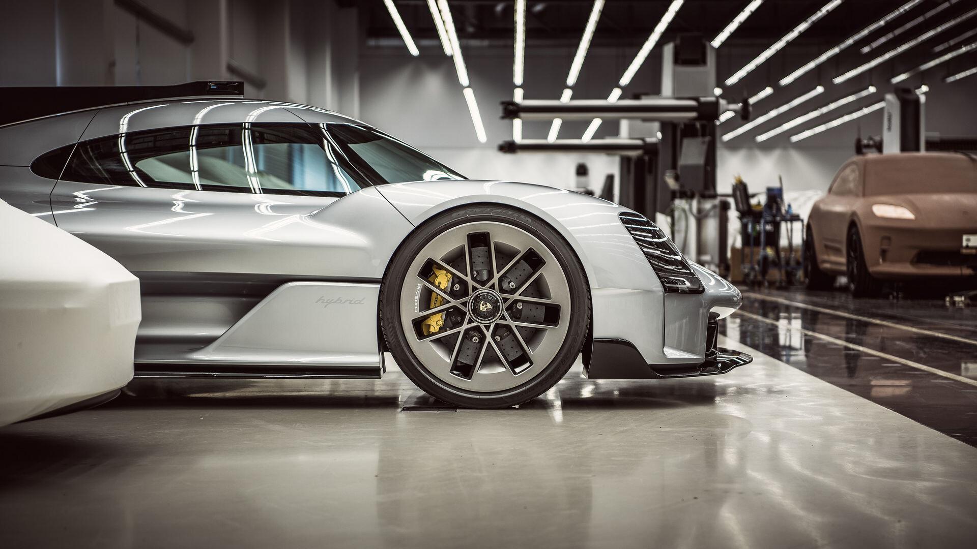 Foto de Porsche Unseen (1/25)