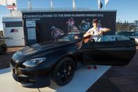 Marc Márquez ya tiene nuevo coche, se ha ganado un BMW M6 Coupé