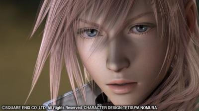 Demo de 'Final Fantasy XIII'