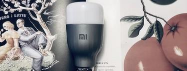 Hazte con dos bombillas conectadas Xiaomi Mi Smart Bulb a precio de una en Amazon: tu casa más inteligente por 24 euros [AGOTADO]