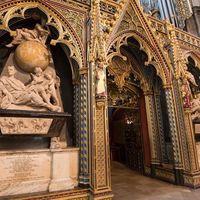 Newton y Darwin tienen ahora un nuevo compañero en la Abadía de Westminster: Hawking