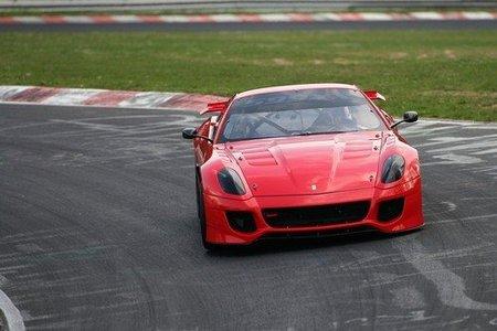 El Ferrari 599XX establece un nuevo récord en Nürburgring