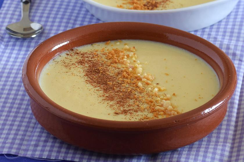 Receta de natillas caseras sin lactosa (tan deliciosas como las hacen las abuelas)