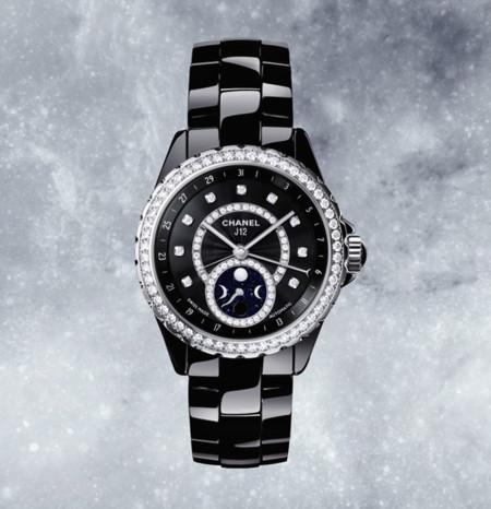 J12 Moonphase de Chanel, un reloj muy lunar